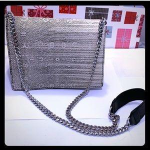 GentlyUsed H&M Snake Print CrossbodySling Bag